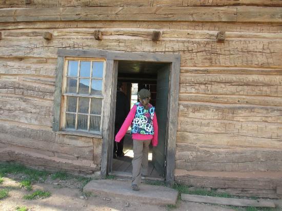 ยูทาห์: The front door