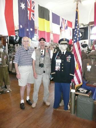 Livingston County War Museum: Hommage aux vétérans