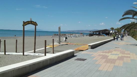 Paseo Marítimo de Torrox Costa: Torrox Promenade