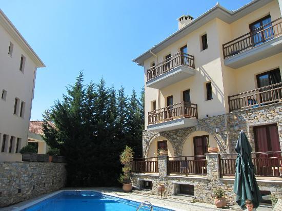 Maritsa's Hotel-Suites : Hotel4