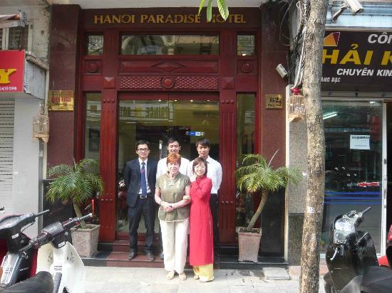 Paradise Boutique Hotel: Gast unter Freunden