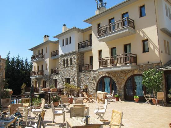 Portaria, Grécia: Hotel3