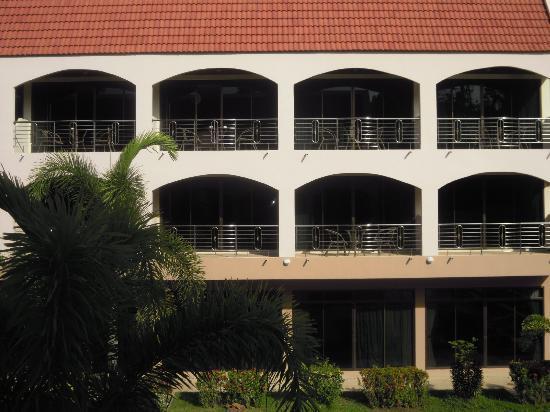 Check Inn Resort Krabi : Aucun vis à vis - vitre teintée