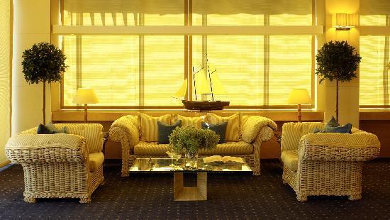 Hotel Lungomare: Hall