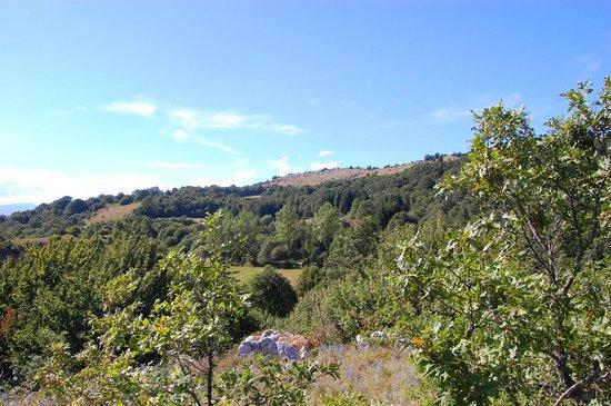 Vastogirardi, Italy: la riserva
