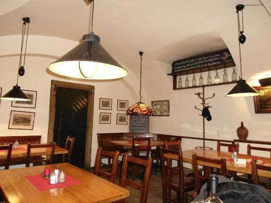Gigerl - der Stadtheurige: interior4