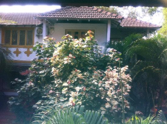 Casa Anjuna: Balcony