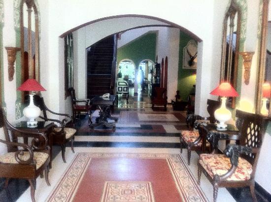 Casa Anjuna: Corridor
