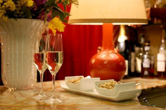 Taverna La Fenice: L'aperitivo..