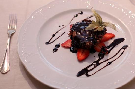 Taverna La Fenice: Selezione di dolci della casa...