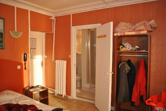 Hotel Bertha : la nostra camera
