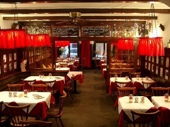 Hotel & Restaurant Loewen : Restaurant