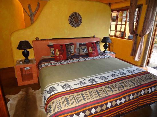 Kwalucia Private Safari Retreat: Bedroom