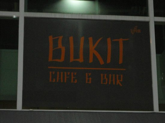 Bukit Restaurant & Cafe: Bukit Cafe & Bar - Awesome place