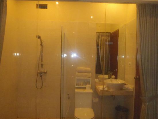 Tunjung Mas Resort Ubud: salle de bain