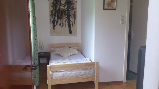 The Garden Hostel: One bedded room