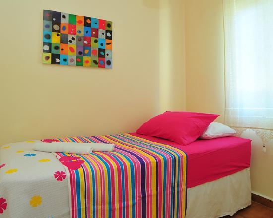 La Vida Blanca Sumer Evleri : bedroom