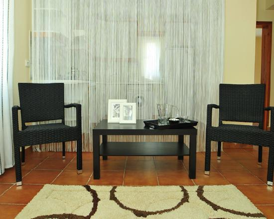 La Vida Blanca Sumer Evleri : living room