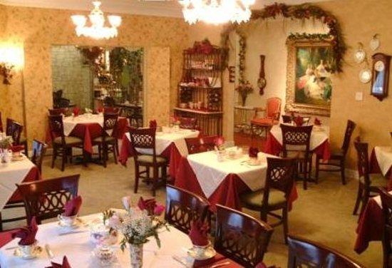 Empress tea room tampa menu prices restaurant