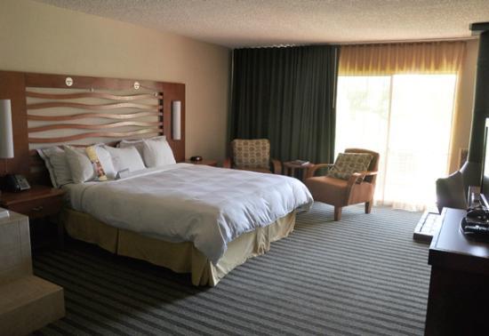 Poco Diablo Resort: Suite facing golf course