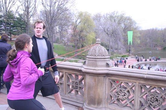 Central Park Fitness Tours