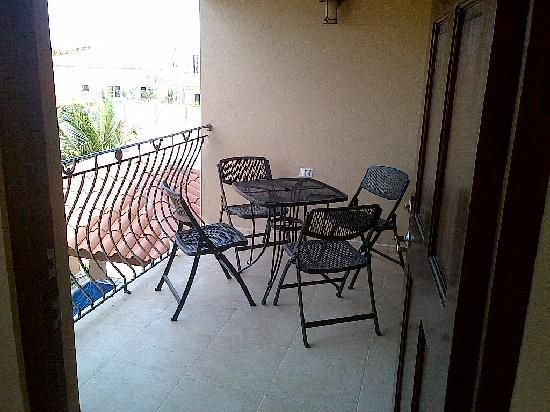 Gold Coast Aruba: Condo Patio