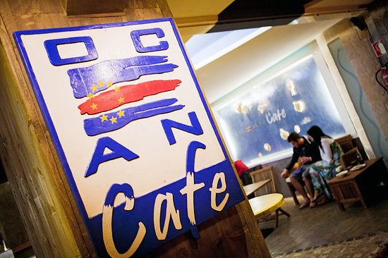 Photo of Italian Restaurant Ocean Cafe at Rua 15 Agosto, Santa Maria 4111, Cape Verde