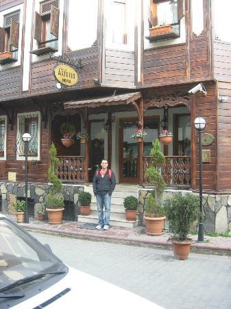 Artefes Hotel Istanbul: Artefes Hotel