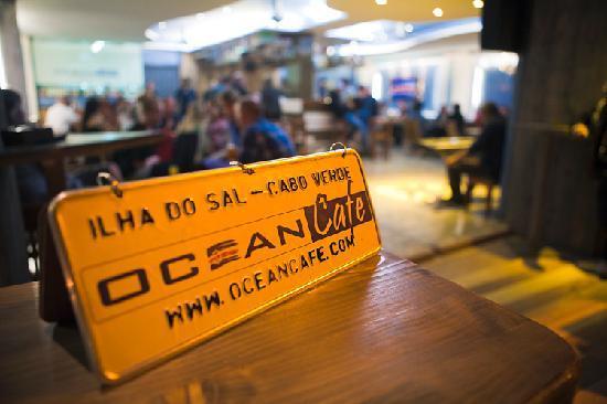 Ocean Cafe - Santa Maria - Ilha do Sal - Cabo Verde