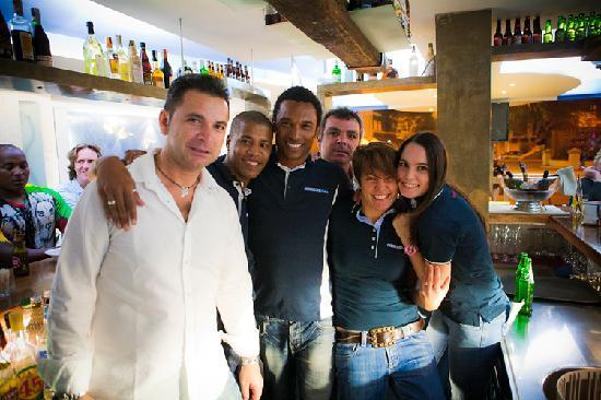 The Staff - Ocean Cafe - Santa Maria - Ilha do Sal - Cabo Verde