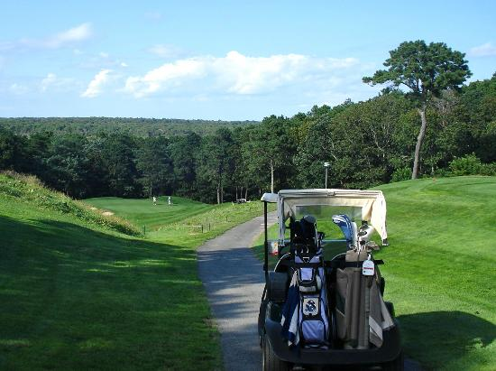 The Club at Yarmouthport : 'Signature' Hole 5