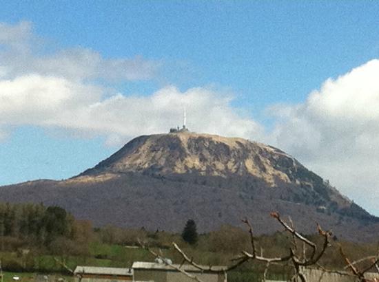 Vulcania: Puy de Dome