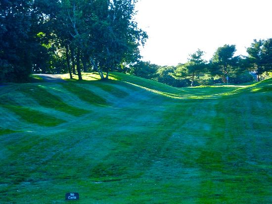 The Club at Yarmouthport : Hole 12