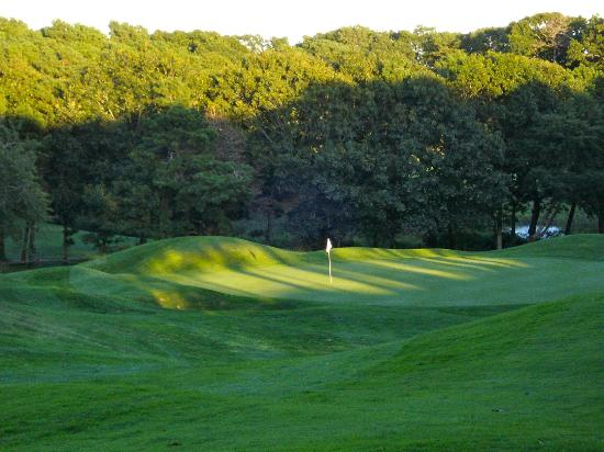 The Club at Yarmouthport : Hole 17