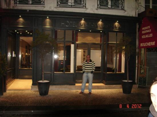 Victoires Opera Hotel: Vista de la fachada