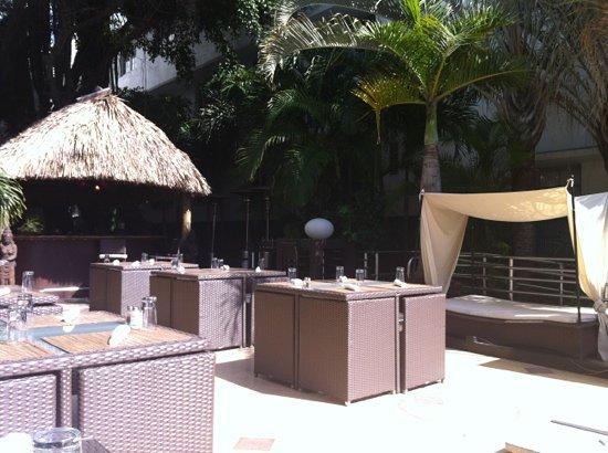 The Garden Bar & Grill: Meyame