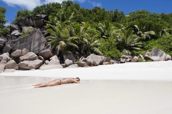 Anse Coco Beach: pace sulla spiaggia!