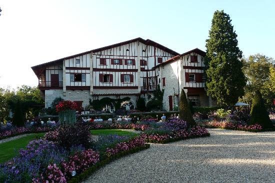 Villa Arnaga : la villa