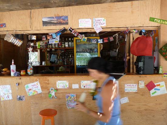 Hostal La Isla: Bar/Restaurant