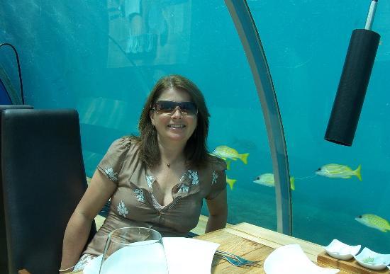 Ithaa Undersea Restaurant: Ithaa sunnies