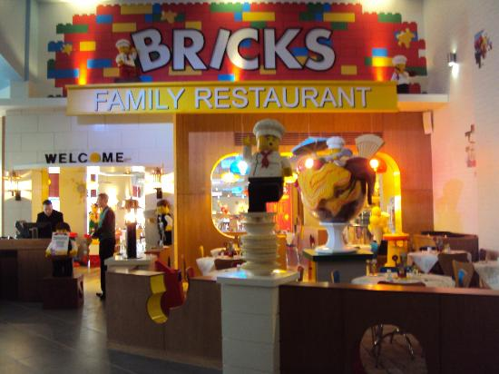 LEGOLAND Resort Hotel: Restaurant Entrance