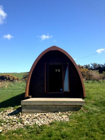 Treligga, UK: Family Pod