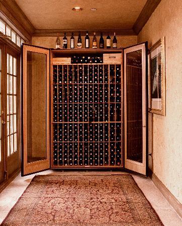 Atwater's: Wine Spectator award winning wine list