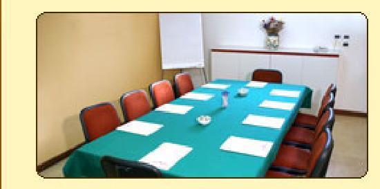 Felix Hotel: Sala meeting