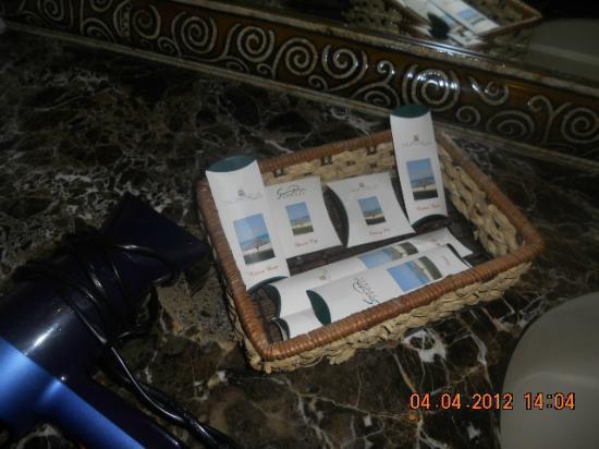 Sunsea Resort: In the bathroom