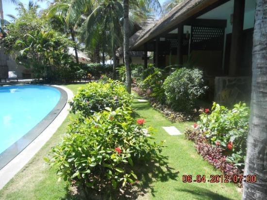 Sunsea Resort: Near the standart rooms