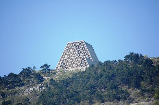 Tempio mariano di monte grisa trieste tripadvisor - Cose di casa trieste ...