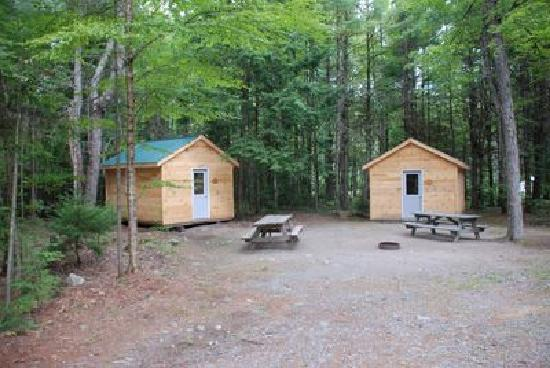 Penobscot Outdoor Center : Bunkhouse at POC