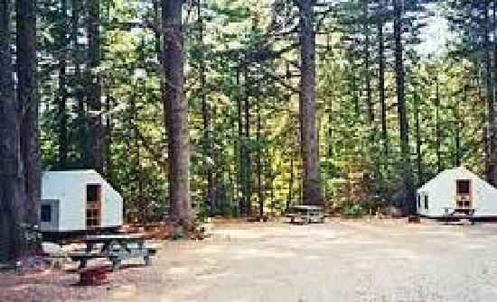 Penobscot Outdoor Center : POC Cabin Tents