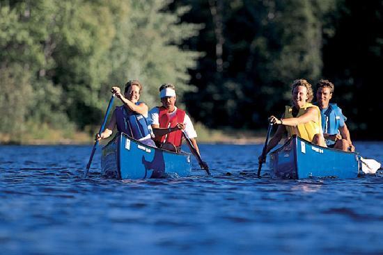 Penobscot Outdoor Center : Canoe Trip